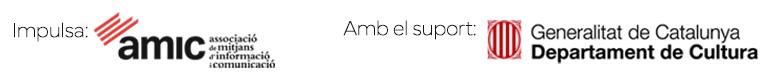 Logos AMIC Cultura